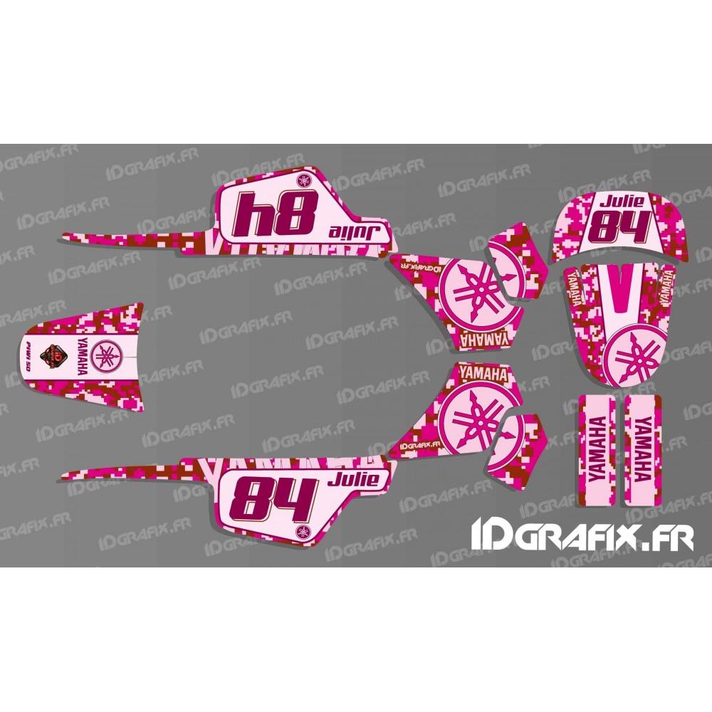 kit decoration digital red full idgrafix yamaha 50 piwi idgrafix. Black Bedroom Furniture Sets. Home Design Ideas
