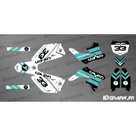 Kit de decoración Personalizados - Husqvarna - el Señor RODRÍGUEZ
