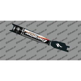 Etiqueta engomada de la protección de la Batería Energizer Edición - Specialized Turbo Levo/Kenevo