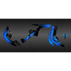Kit décoration BRP Blue Edition Full (Bleu) - IDgrafix - Can Am Renegade
