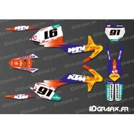 Kit deco IDgrafixEdition KTM SX - SXF