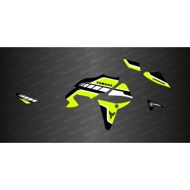 Kit décoration GP Jaune fluo edition - Yamaha MT-07 Tracer