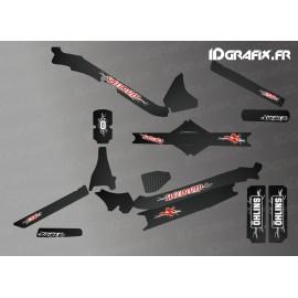 Kit déco Electrik Edition Full (Rouge) - Specialized Levo Carbon