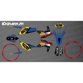 Kit déco Factory Blue pour BETA RR