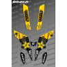 Kit Deco Palm Edizione (Giallo) - Kymco Maxxer 300