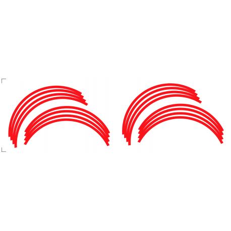 Sticker Liserets de Roues MT07/MT09