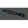 Adesivo di protezione della Batteria - GP Edition (blu) - Specialized Turbo Levo/Kenevo
