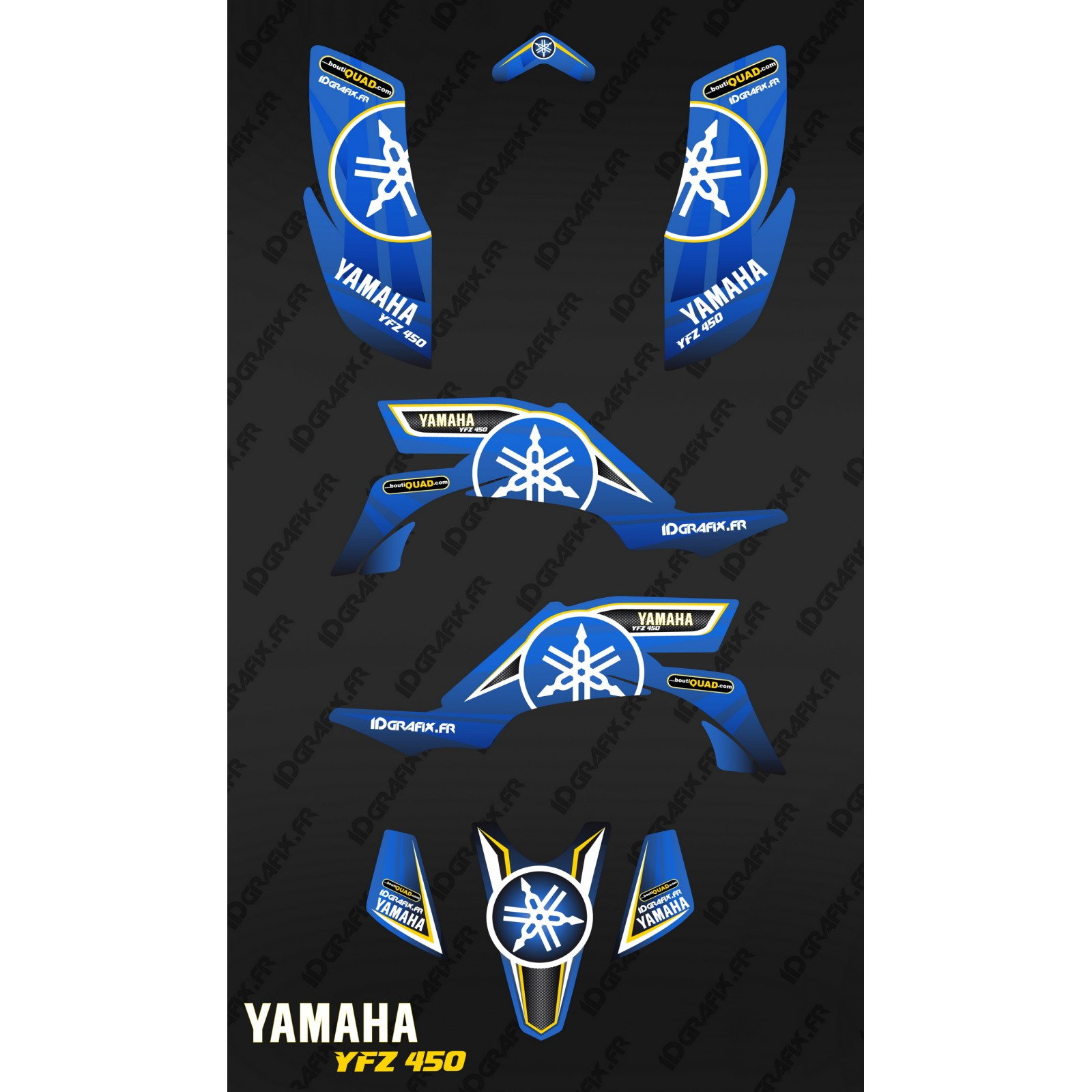 decoration yamaha