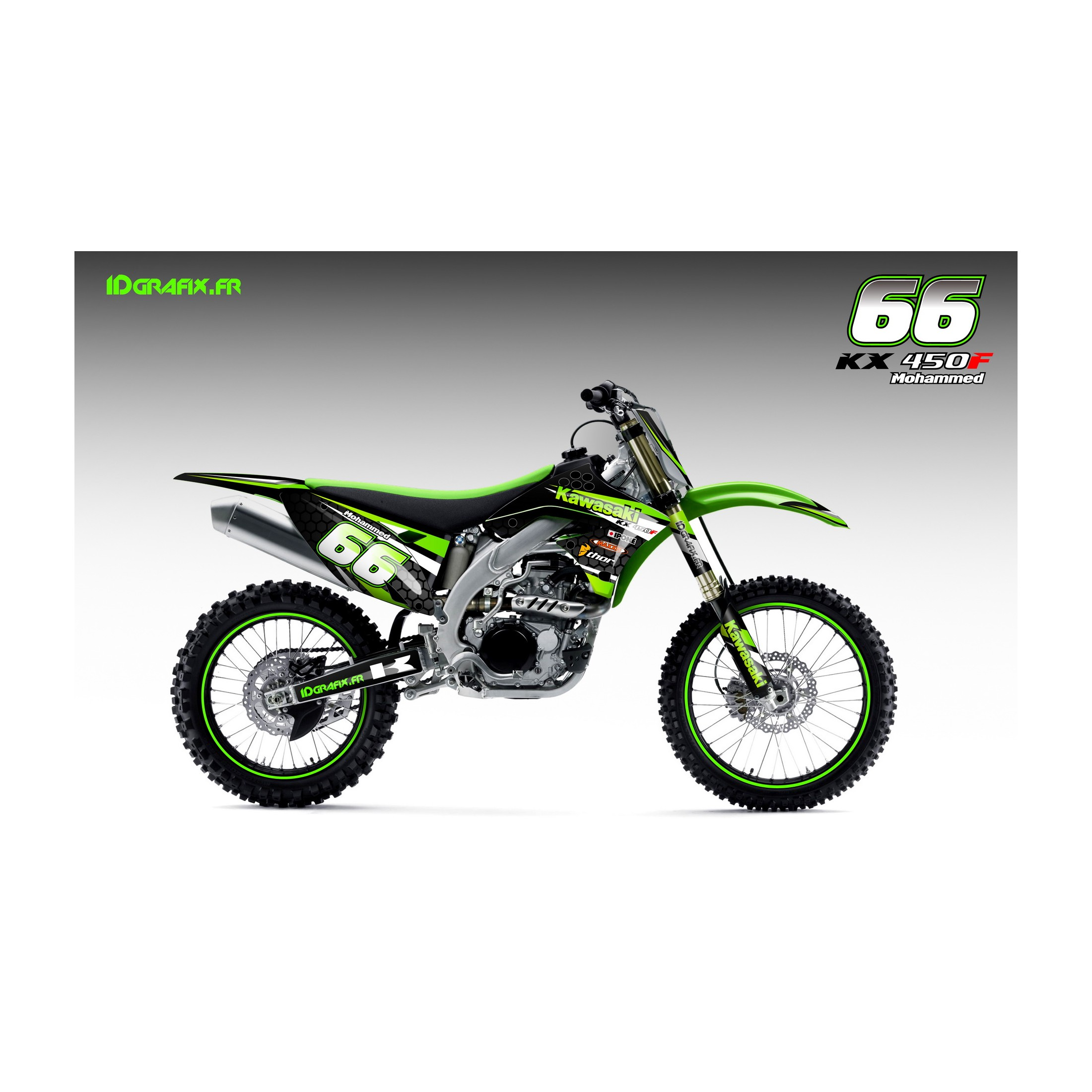 Kawasaki kx pictures posters news and videos on your for Deco kawasaki