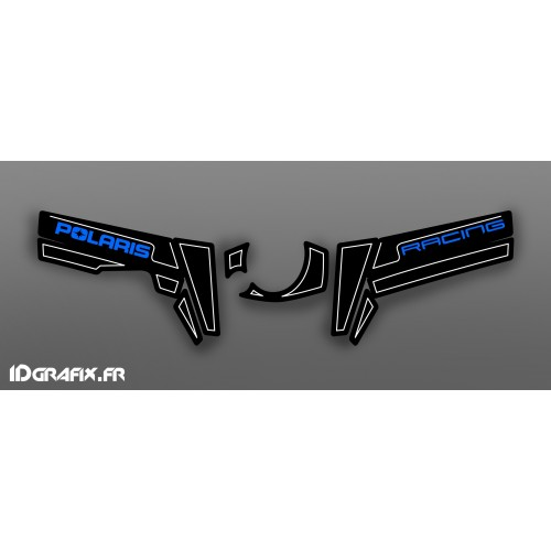 photo du kit décoration - Kit décoration Tableau de Bord - IDgrafix - Polaris RZR
