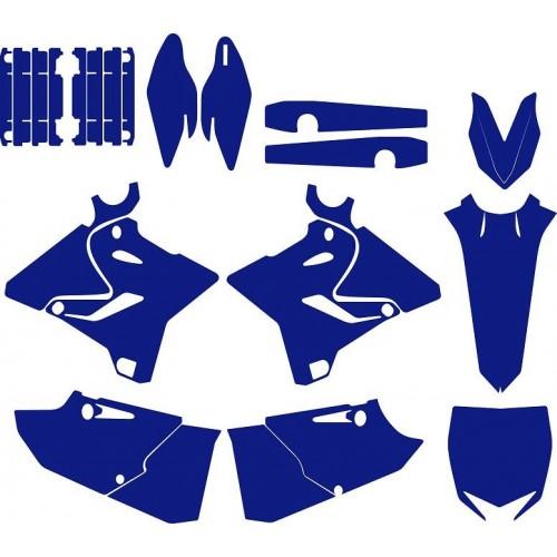 photo du kit décoration - Kit décoration 100% Perso - IDgrafix - Yamaha YZ 125-250 (2015)