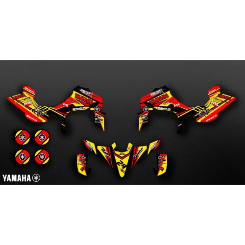 kit d 233 co 100 perso pour yamaha 450 yfz r idgrafix