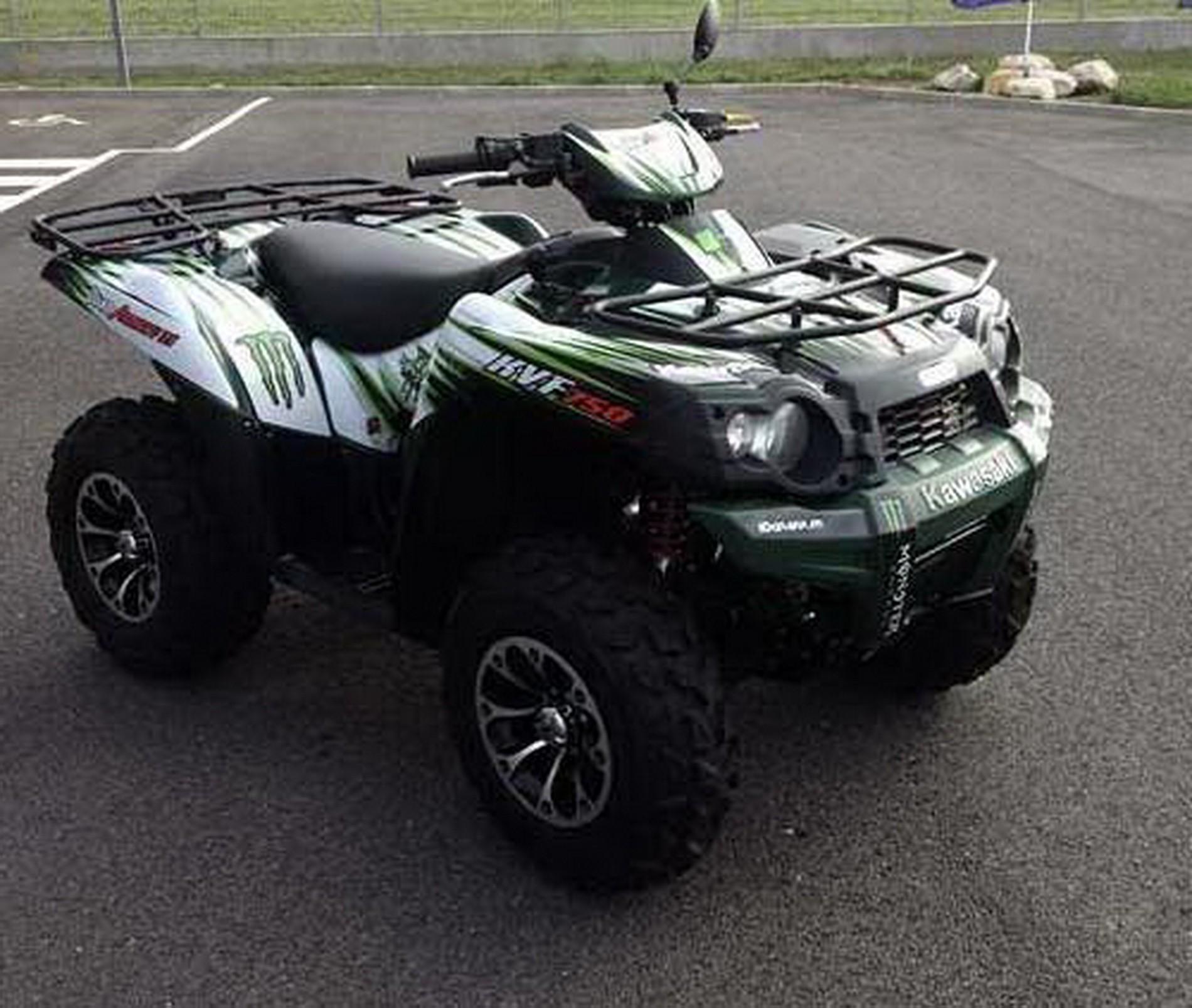 kit deco 100 custom for kawasaki kvf750 until 2010 idgrafix