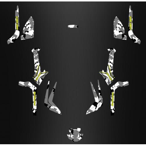 Kit décoration Digital Camo Light Edition - IDgrafix - Can Am Outlander G2
