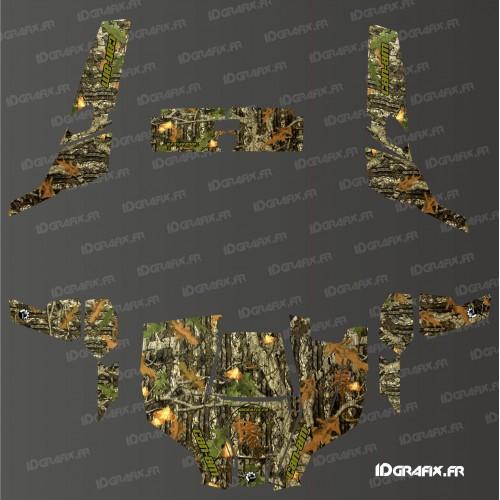 photo du kit décoration - Kit décoration Mossy Oak Series - IDgrafix - Can Am 1000 Commander