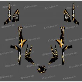 Kit décoration Feature Edition Light (Jaune)- IDgrafix - Can Am Outlander G2