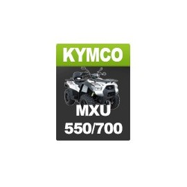 Kymco 550-700 MXU