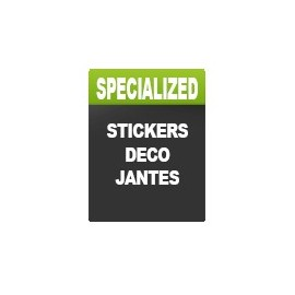 Sticker de Jantes Specialized