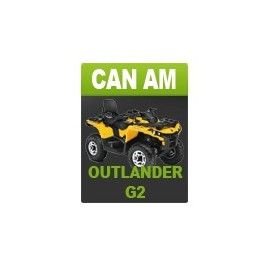 Can Am Outlander 500-650-800-850-1000 (G2)