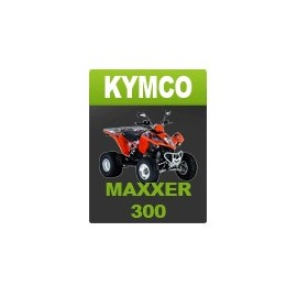 Kymco 300 Maxxer