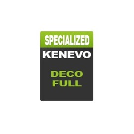 Kit déco Full - Specialized Kenevo