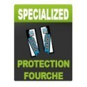Sticker Protection de Fourche