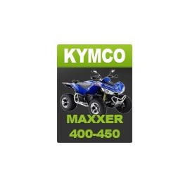kit d coration pour kymco 400 450 maxxer kit d co. Black Bedroom Furniture Sets. Home Design Ideas
