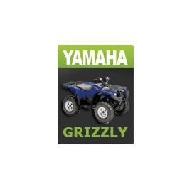 Yamaha Grizzly 550-700