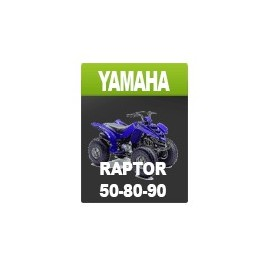 Yamaha 50-80-90 Raptor