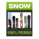 Kit déco Snowboard