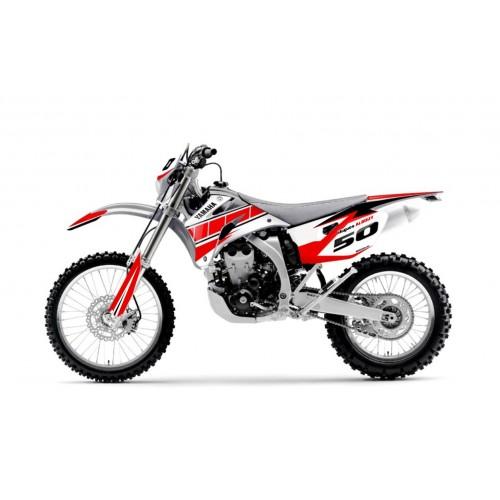 foto gráfico kit - Kit décoration - IDgrafix - Yamaha YFZ 450 R