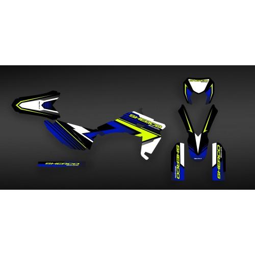 Kit dekor Factory 2017 Edition - Sherco 250-300-450 -idgrafix