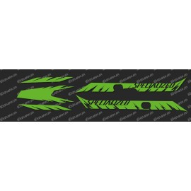 Kit déco Factory Edition Light (Vert FLUO)- Specialized Turbo Levo