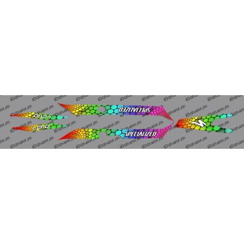Kit deco Bombolla Edició de Llum Especialitzada Turbo Levo -idgrafix