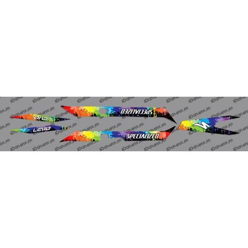 Kit deco Splash Edició de Llum Especialitzada Turbo Levo -idgrafix