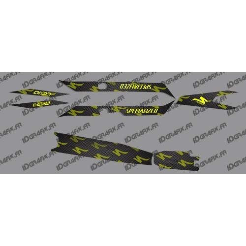 Kit deco 100% Personalizzato (Rovella) - Specialized Turbo Levo -idgrafix