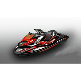 Kit decoration Rock Red for Seadoo RXP-X 260 / 300 - IDgrafix