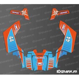 Kit decoration Replica Orange - IDgrafix - Polaris RZR 800S / 800 - IDgrafix