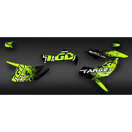 Kit decoration TGB Edition Green (Full) - IDgrafix - TGB Target - IDgrafix