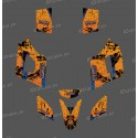 Kit décoration Brush Orange Edition - IDgrafix - TGB Blade