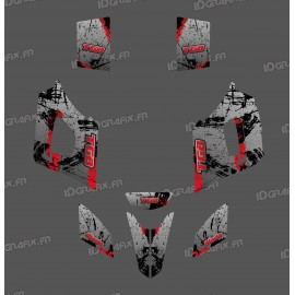 Kit décoration Brush Gris Edition - IDgrafix - TGB Blade-idgrafix