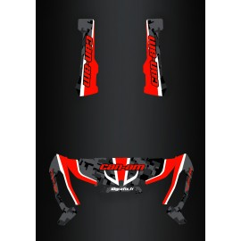Kit de decoració Camo Edició Vermell - IDgrafix - Am Traxter -idgrafix