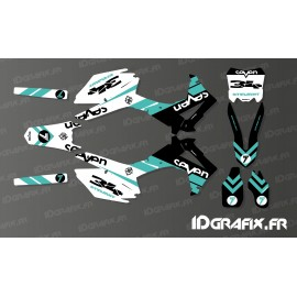 Kit de decoració Stewart Set Rèplica - Honda CR/CRF 125-250-450 -idgrafix