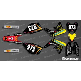 Kit deco US Freegun series for Suzuki RM/RMZ-idgrafix