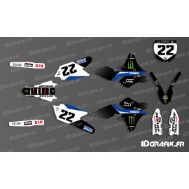 Kit decoration Cooper Webb Replica - Yamaha YZ/YZF 125-250-450