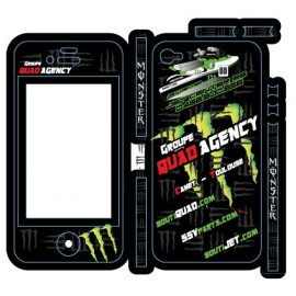 Kit-Deco-Quad Agency Iphone 4 / 4S