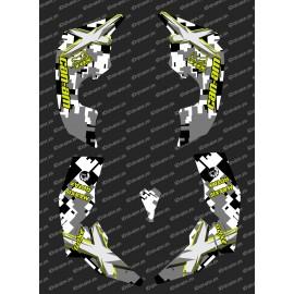 Kit de decoración de Camuflaje de la Serie de Fox - IDgrafix - Can Am Renegade XXC -idgrafix