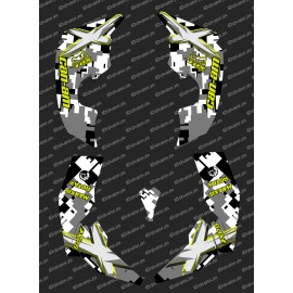 Kit decorazione Camo Serie Fox - IDgrafix - Can Am Renegade GIOCATORI