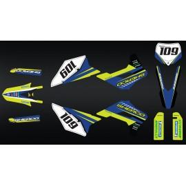 Kit-deco-100 % Custom Sherco 2017 - Herr POMMERET -idgrafix