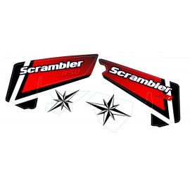 Stickers Additional Scrambler Walkers - IDgrafix